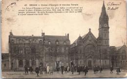 08 SEDAN - Caisse D'épargne Et Nouveau Temple - Sedan