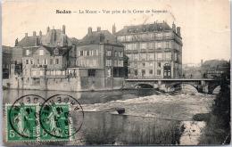 08 SEDAN - La Meuse - Vue Prise De La Corne De Soissons - Sedan