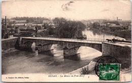 08 SEDAN - La Meuse Au Pont Neuf - Sedan