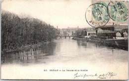 08 SEDAN - La Meuse Et La Sorille - Sedan