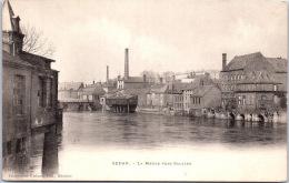 08 SEDAN - La Meuse Vers Gaulier - Sedan