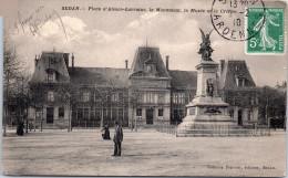 08 SEDAN - La Place Alsace Lorraine - Sedan