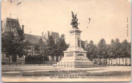 08 SEDAN - La Place D'alsace Lorraine - Sedan