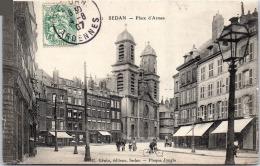 08 SEDAN - La Place D'armes - Sedan