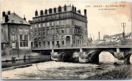08 SEDAN - Le Pont De Meuse Et Le Déversoir - Sedan