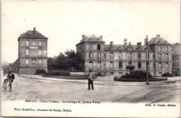 08 SEDAN - Place Nassau - Le Collège De Jeunes Filles - Sedan
