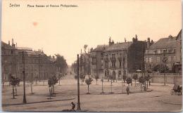 08 SEDAN - Place Nassau Et Avenue Phillippoteaux - Sedan