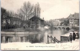 08 SEDAN - Sport Nautique Et Pont De Soissons - Sedan