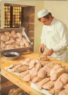 Larressingle-la Preparation Des Foies Gras-cpm - Autres Communes