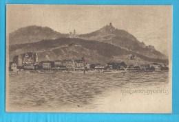 C.P.A. Konigswinter V.Drachenfels - Koenigswinter
