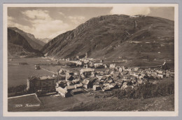 Uri Andermatt 1927-VII-14 Andermatt Foto Wehrli - UR Uri