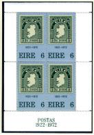 1972 - IRLANDA - EIRE - IRELAND - Mi. Block 1 - MNH - (PG10062014...) - Blocchi & Foglietti