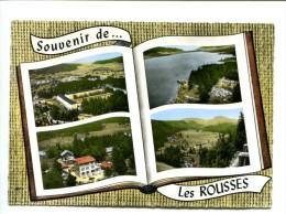 CP - LES ROUSSES (39) Souvenir - France