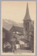 Uri BÜRGLEN Ungebraucht Kirche Foto A.G. Bern - UR Uri