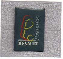 Pin´s  Automobile  Renault  Premium - Renault