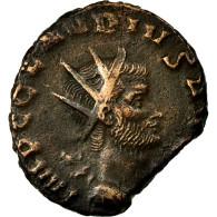 Monnaie, Claude, Antoninien, TTB+, Billon, Cohen:124 - 5. La Crisis Militar (235 / 284)
