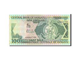[#350072] Vanuatu, 100 Vatu Type 1982-89, Pick 1a - Vanuatu