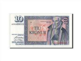 [#350078] Islande, 10 Kronur Type Law 29.03.1961, Pick 48a - Islande