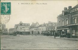 76  DUCLAIR / Place Du Marché / - Duclair