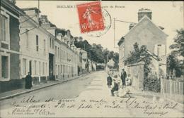 76  DUCLAIR / La Route De Rouen  / - Duclair