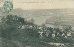 76  ELBEUF / La Seine Et Les Coteaux  / - Elbeuf
