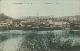 76  ELBEUF / Le Port  / Carte Couleur - Elbeuf