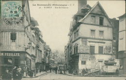 76  ELBEUF / Rue Saint Etienne  / - Elbeuf