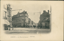 76  ELBEUF / La Place Du Calvaire  / - Elbeuf