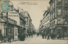 76  ELBEUF / La Rue De La Barrière  / - Elbeuf