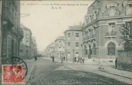 76  ELBEUF / La Rue De Paris Et La Banque De France  / - Elbeuf