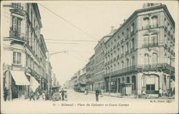 76  ELBEUF / Place Du Calvaire Et Cours Carnot / - Elbeuf