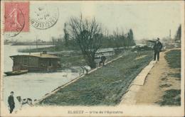 76  ELBEUF / L'île De L'épinette / - Elbeuf