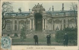 76  ELBEUF / Cercle Des Commercants / Carte Couleur - Elbeuf