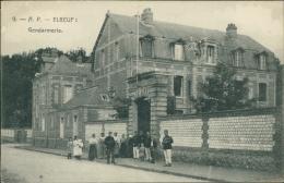 76  ELBEUF / Gendarmerie / - Elbeuf