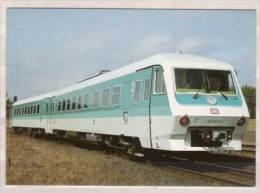 Regional Schnell Bahn - Triebwagen 6 10 003 Der DB , Auch Deutscher Pendolino Genannt - Eisenbahnen