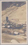 Uri HOSPENTHAL 1926-III-3 Hospenthal Teilansicht Foto Gaberell - UR Uri