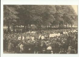 Brussel Koekelberg   *   C�r�monie de reconnaissance nationale - Le Salut - Retour de la procession