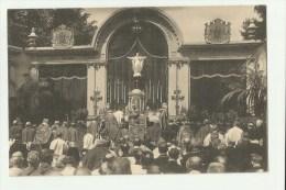 Brussel Koekelberg   *   C�r�monie de reconnaissance nationale - La Messe - L'Orate Fratres