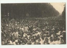 Brussel Koekelberg   *   C�r�monie de reconnaissance nationale - La Messe - Arriv�e des Ev�ques