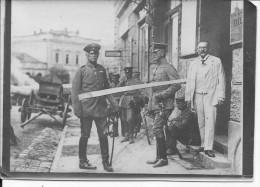 Le Général Allemand Von Mackense Sur Le Front Oriental 1 Photo 1914-1918 14-18 Ww1 WwI Wk - War, Military