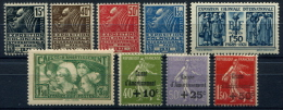 PROMOTION EXCEPTIONNELLE France Année Complète 1931 NEUF ** LUXE - Unused Stamps