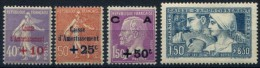 PROMOTION EXCEPTIONNELLE France Année Complète 1928 NEUF ** LUXE - Unused Stamps