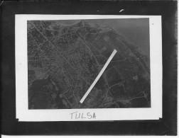 Tulsa Front D´orient 1 Photo Aérienne 1914-1918 14-18 Ww1 WwI Wk - Guerre, Militaire