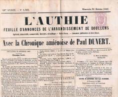 FRANCE  JOURNAUX  N° 8 - Journaux