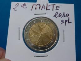2  EURO  MALTE  2010 Spl  (  2  Photos  ) - Malta