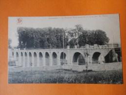ECAUSSINNES - Le Nouveau Pont Construit En 1914 Par M. Macq - Ecaussinnes