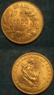 M_p> Brasile 1000 Reis 1927 Alta Conservazione - Brasile