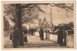 75 - PARIS 5 - Le Quai De La Tournelle Vers Notre-Dame - Paris En Flânant Yvon 23 - Bouquinistes - Distretto: 05