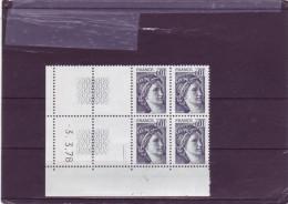 N° 1962 - 0,01F Sabine De GANDON - 1° Tirage Du 27.2.78 Au 3.3.78 - Dernier Jour - GOMME TROPICALE - - 1970-1979