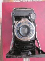 Kamera Appareil Photo à Soufflet AJAX Anastigmat Objectif Est De 6.3 De 2 M à L´infini Bon état Général Voir Photos - Appareils Photo